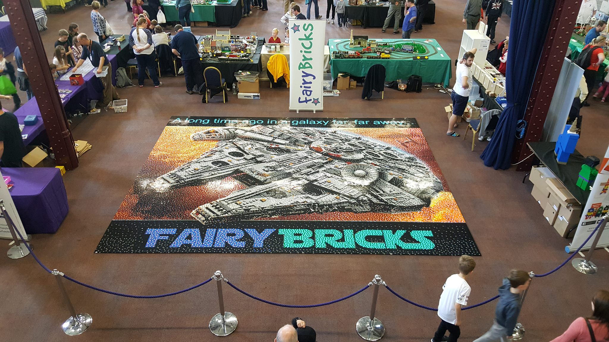 Photo of Fairy Bricks Mosaic
